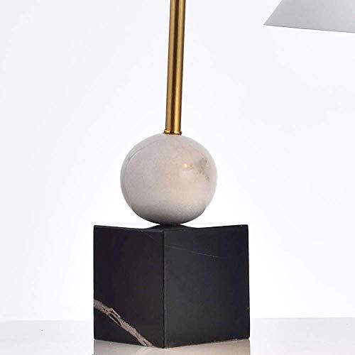 HELIN Post-moderne creatieve bol marmer tafellamp Atmospheric woonkamer studie woonkamer slaapkamer eenvoudige tafellamp lamp bureau