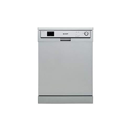 Sharp Lave-Vaisselle - qw-hx13f472s - 13 Couverts - Gris
