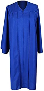 GraduationRoyal Unisex Adult Matte Graduation Gown Cap Tassel with 2019 Year Charm for High School and College Bachelor