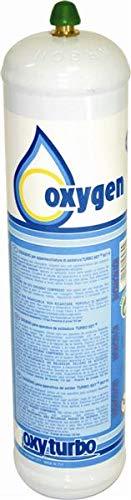 Oxyturbo 3S de notebook recharge de gaz et bouteilles doxyg/ène Turbo Lot de 90/kit de soudure