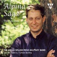 Alpina Saga - Concert Band/Harmonie - CD