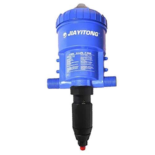 Fenteer Pompe Doseuse Engrais Injecteur Engrais Automatique Pompe Doseuse à Eau pour Mélange Engrais Chimique