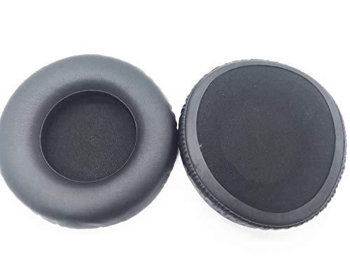 110mm 11cm 4 inch Repuesto proteína de piel sintética cojín almohadillas almohadillas orejeras tazas, funda de almohada para AKG K550 k551 auriculares