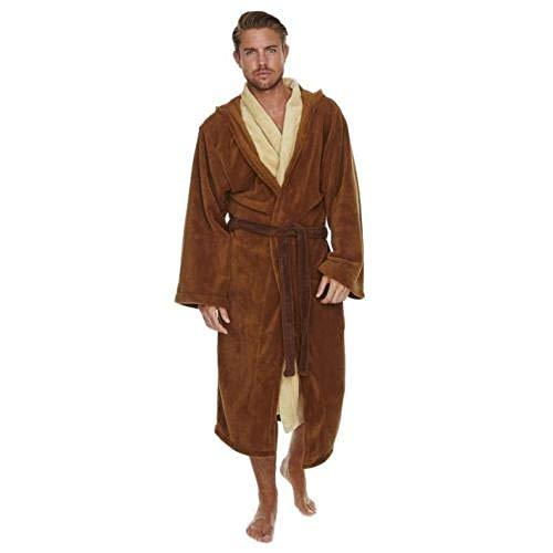 Star Wars Jedi Unisex Vestaglia marrone/beige 100% poliestere Regular