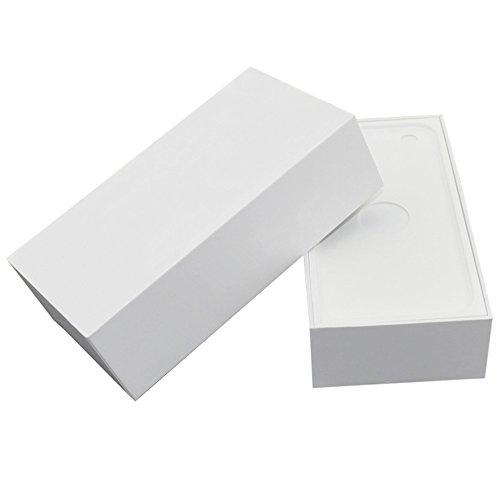 Karton Box Schachtel für iPhone 5 5c 5s 6 6s 7 8, ähnlich OVP Originalverpackung (für iPhone 6/6s/7/8)