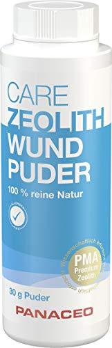 PANACEO Care Zeolith Wundpuder