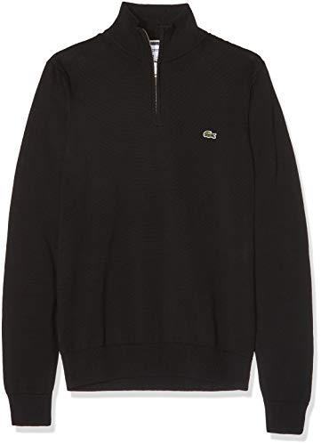 Lacoste Herren Ah2682 Pullover, Schwarz (Noir/Farine-Noir N72), XXX-Large (Herstellergröße: 8)