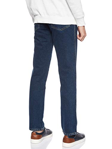 Wrangler Men's Texas Contrast' Jeans,Blue(Blue Black 001) 34W / 32L