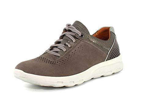 Rockport Let's Walk Women's Ubal Comfort Shoe Warm Iron Nb - 11 Medium