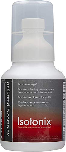Isotonix Activated B Complex, Increases Energy, Promotes Cardiovascular Health, Helps Decrease Stress, Improves Mood, Market America (90 Servings)