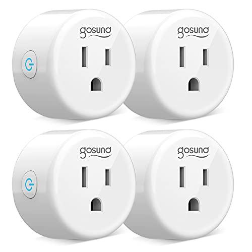 Mini Smart Plug Works with Alexa and Google Home
