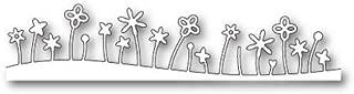 Memory Box - Dies - Tickle Flower Landscape