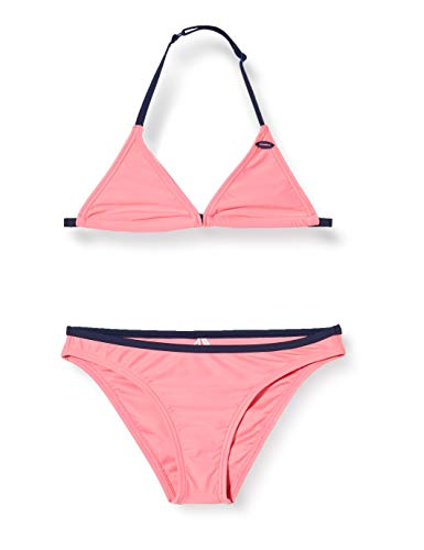 O'Neill Mädchen PG Essential Triangle Bikinis, Blau, 116