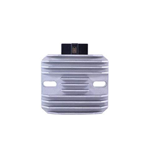 RJJX Regulador rectificador Ajuste para Hyosung GV Aquila 125 GT R 250 MONDIAL HD 254-A 250 Guerrero Viaje Completo 110