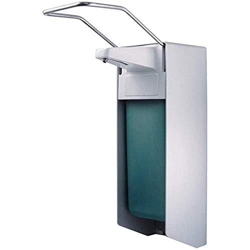 Hanstore Dispensador de Pared dispensador de desinfección desinfección Bomba de plástico Cocina baño Inodoro jabón dispensador 500ml