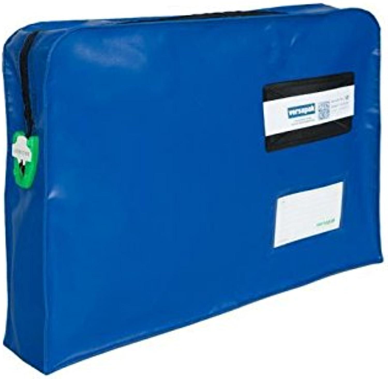 Versapak VFT1 blau Dokumententaschen und Dokumentenschutzfolien Selbstklebend Posttasche Posttasche Posttasche PVC 350x260x76 mm B0771W4SYJ    | Clearance Sale  a40810