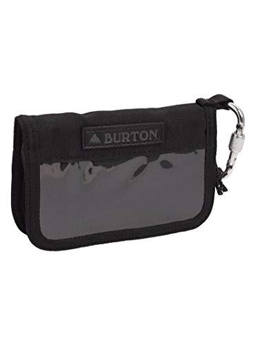 Burton(バートン) パスケース 財布 メンズ ウォレット JPN ZIP PASS WALLET 2019-20年モデル NAサイズ TRUE BLACK 15390104001