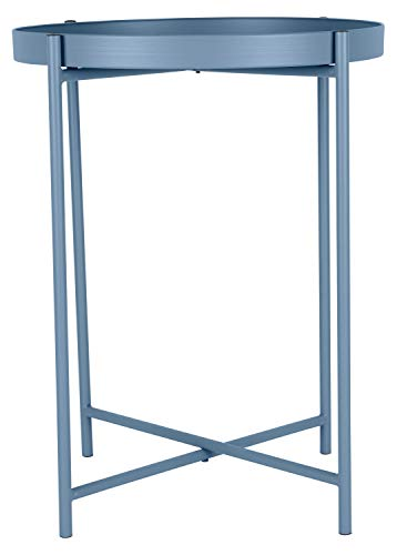 DAY - USEFUL EVERYDAY CM73919 MESA D.38 H.50 CM Azul, Bleu (Ombre Blue), Estandar