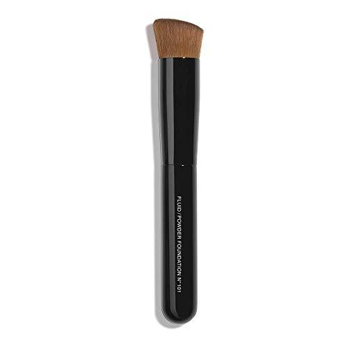 Chanel Les Pinceaux 2 In Foundation Brush Fluid & Powder Pz 22 G, Vanilla