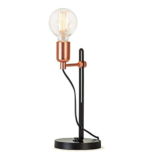 Lámpara de escritorio moderna Lámpara de lectura de mitad de siglo Lámpara de mesa ajustable para oficina Sala de estar Mesa auxiliar Mesita de noche XYJGWSTD