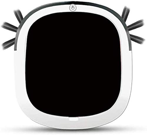 8bayfa CNCBT Intelligente Roboter-Staubsauger, mit einem klick zu öffnen Nass- und Trocken 6.5cm Körper Intelligente Anti-Kollisions-Design 1800mAh Akku-Kapazität 800 Pa Saug Geräuscharm Design