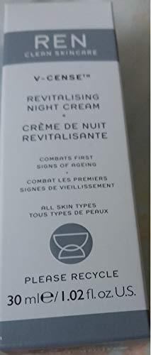 REN Clean Skincare V-Cense Revitalising Night Cream 30ml