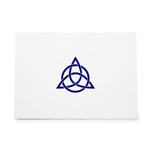 Celtic Knot Design Pattern Style 8147, Rubber Stamp Shape great for Scrapbooking, Crafts, Card Making, Ink Stamping Crafts