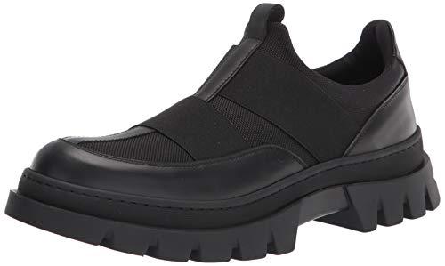 Donald J Pliner mens Sneaker, Black, 10 US