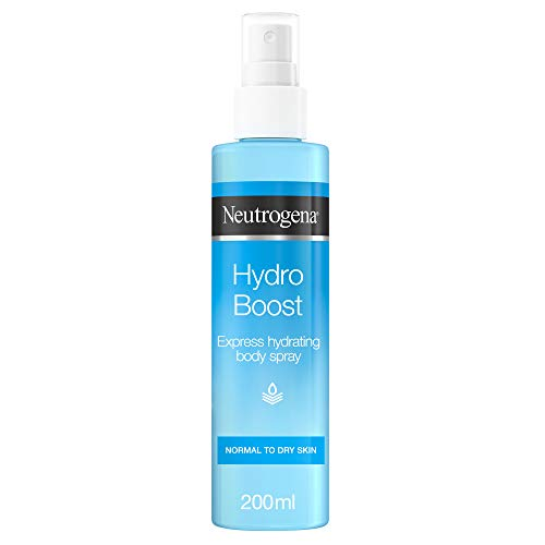 Neutrogena Hydro Boost Spray Hidratante (Piel Normal Y Seca) - 200 ml.