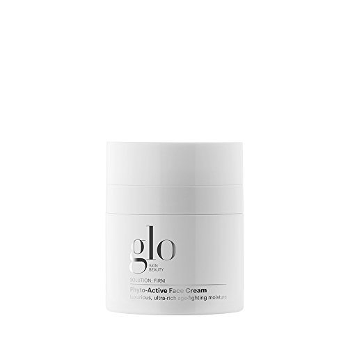 Glo Skin Beauty Phyto-Active Face Cream - Anti-Aging Rich Moisturizer for Wrinkles - Treat Wrinkles and Fine Lines