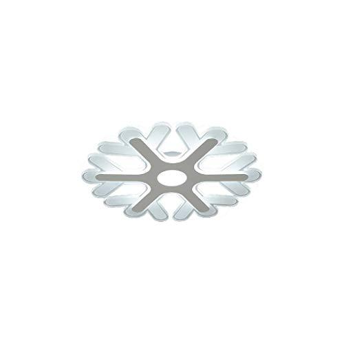 SPNEC Creativa lámpara de Techo-Creativa del Copo de Nieve de la lámpara de Techo Moderna del Hierro Balcón Lámpara de Moda Sala de Estar lámpara de Pared