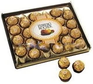 Ferrero Rocher Holiday Gift Box 24 Pralines 10.6oz