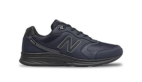 New Balance MW880GD4 - Zapatos de senderismo para hombre con tecnología Gore-TEX® impermeable, color Azul, talla 39.5 EU