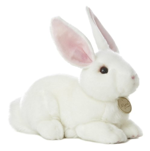 Miyoni White Bunny is perfect for a toddlers easter basket
