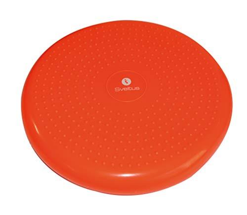 Sveltus - Base a Punte Arancione, in Scatola da Adulto, Unisex, diam. ca. 33 cm.