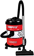 Geepas GVC2592 2300W 2-in-1 Blow and Dry Vacuum Cleaner – Powerful Copper Motor, 21L Capacity – Dust Full Indicator