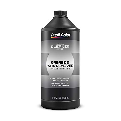 Dupli-Color ECM543000 Single Paint Grease and Wax Remover Soy Based, 32 oz.