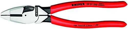 Knipex Tools LP-0901240SBA Lineman's Pliers