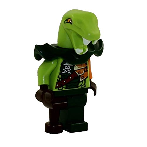 LEGO Ninjago: Minifigur Action Clancee Amor aus dem Set 70594