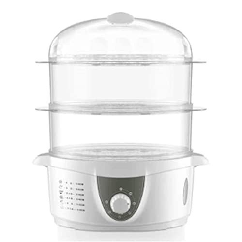 HHTD Cocina de Comida de vaporizador eléctrico para el hogar Huevo al Vapor Huevo Temporizador de Caldera Máquina de Desayuno Máquina automática Apagado Cocina Inicio