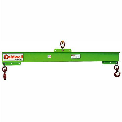Best Review Of Caldwell 416-1-8, Composite Adjustable Spreader Lifting Beam, 1 Ton Capacity, 8' Hook...