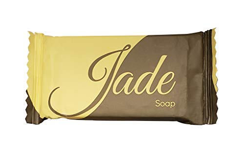 #1.5 ounce Jade Bath Soap (Bar), Individually Wrapped, 500 Bars per Case