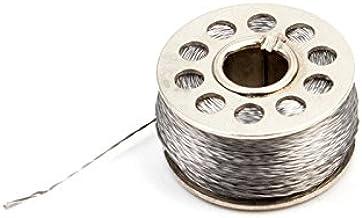 Hilo de coser de acero inoxidable conductor de ngw-1pc – 22 metros ...