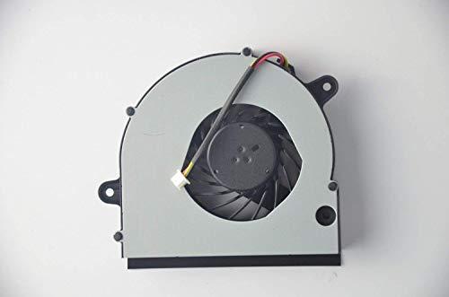 Por Unbrand - Ventilador de refrigeración para ordenador portátil Toshiba Satellite L770 L770D L775 L775D P/N: H000026650, DC280004TF0