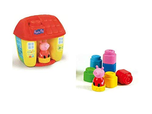 Clemmy Baby, Cubo de Actividades Peppa Pig