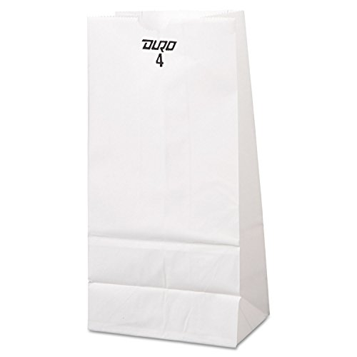 4# White Grocery Bags - 500ct by Sam's Club