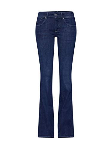 Pepe Jeans Damen Jeans Pimlico Blue Denim 25