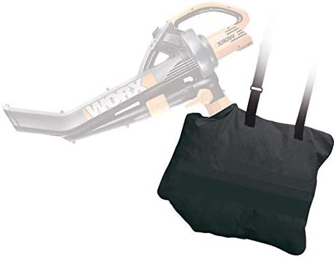 Garden NINJA Seasonal Wrap Introduction Blower and Vacuum Compatible NEW before selling Worx with Trivac Bag