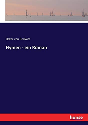 Hymen - ein Roman
