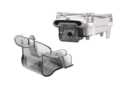 Tineer FIMI X8 SE Gimbal Protective Cap Cover, Gimbal Lock Sun Cubierta de la Capilla Lente a Prueba de Polvo Cap para FIMI X8 SE RC Quadcopter Drone (Transparente)